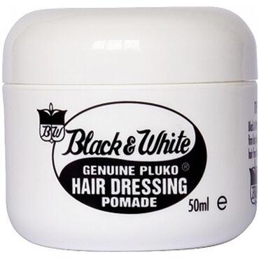 Black & White Original Hair Dressing Pomade 50ml