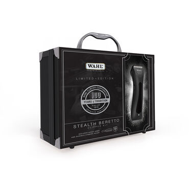 Wahl Stealth Beretto Clipper Kit