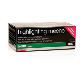 Salon Services Highlighting Meche Long Pack of 250