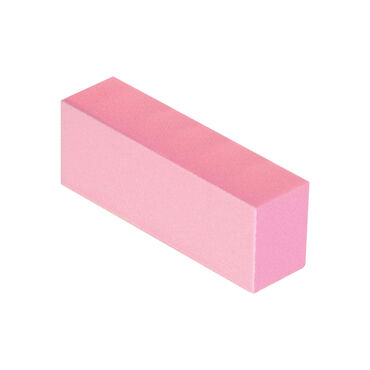 Salon Services Pink Softy Block 220/320 Grit Pack of 100