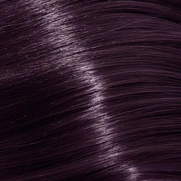 Kemon Nayo Permanent Hair Colour - 4.7 Purple Brown 50ml
