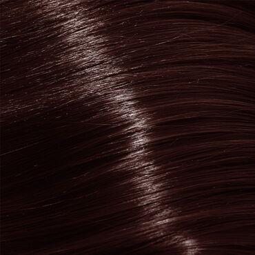 Lomé Paris Permanent Hair Colour Crème, Reflex 5.52 Light Brown Mahogany Pearl 5.52 light brown mahogany pearl 100ml