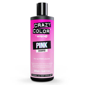 Crazy Color Colour Protect Shampoo - Pink 250ml