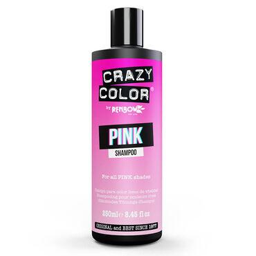 Crazy Color Colour Protect Shampoo - Pink 250ml