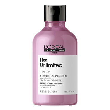 L'Oréal Professionnel Serie Expert Liss Unlimited Smoothing Professional Shampoo 300ml