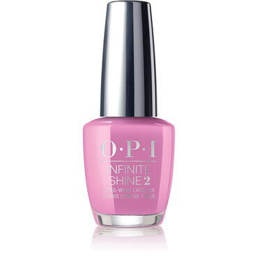 OPI Infinite Shine Easy Apply & Long-Lasting Gel Effect Nail Lacquer - Lucky Lucky Lavender 15ml