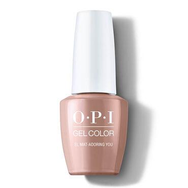 OPI Malibu Collection Gel Color - El Mat-adoring You 15ml