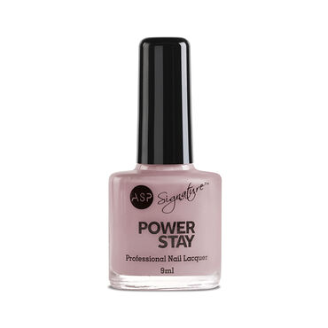 ASP Power Stay Professional Nail Lacquer Heather 9ml