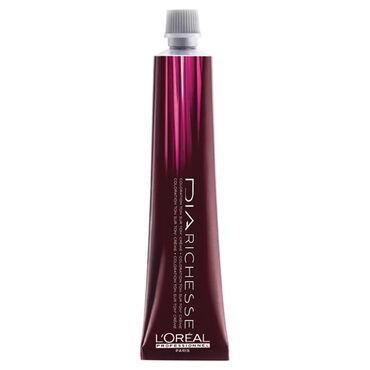 L'Oréal Professionnel Dia Richesse Semi Permanent Hair Colour - 5.54 Iridescent Mahogany 50ml