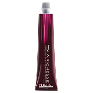 L'Oréal Professionnel Dia Richesse Semi Permanent Hair Colour - 6.34 Honey Chestnut 50ml