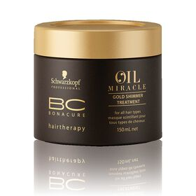 Schwarzkopf Professional Bonacure Oil Miracle Argan Oil Gold Shimmer Treatment 150ml