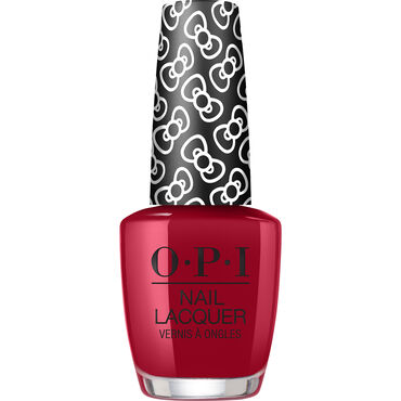 OPI Hello Kitty Collection Nail Lacquer - A Kiss on the Chic 15ml