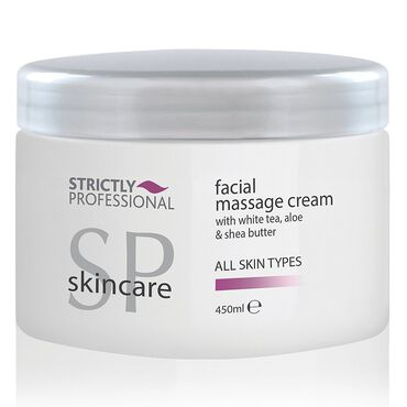 Strictly Professional Facial Massage Cream 500ml