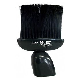 Head Jog 197 Black Nouveau Neck Brush