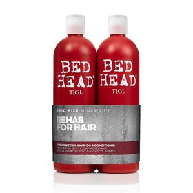 TIGI Bed Head Resurrection Shampoo & Conditioner Tween Pack