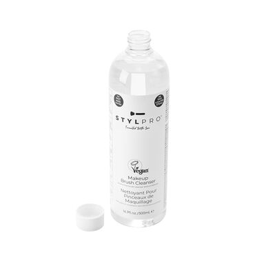 StylPro Vegan Makeup Brush Cleanser, 500ml