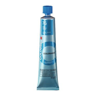 Goldwell Colorance Tube Semi Permanent Hair Colour - 10 Beige Silver 60ml