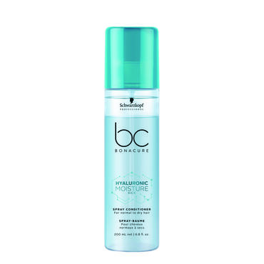 Schwarzkopf Professional Bonacure Hyaluronic Moisture Kick Spray Conditioner 200ml