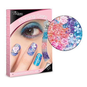 Cina Morning Glory Nail Art Kit