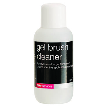 Salon Services Gel Brush Cleaner 125ml