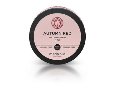 Maria Nila Colour Refresh - Autumn Red 6.60 100ml