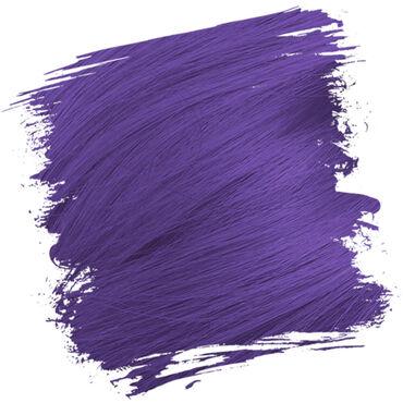 Crazy Color Semi Permanent Hair Colour Cream - Violette 100ml