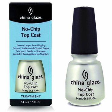 China Glaze No Chip Top Coat 14ml