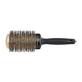 Olivia Garden Ceramic Ion Black & Gold Thermal Brush, 55