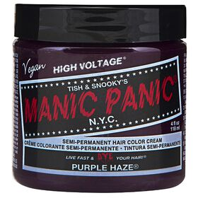 Manic Panic Semi Permanent Hair Colour - Purple Haze 118ml
