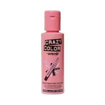 Crazy Color Crazy Color Semi Permanent Hair Colour Cream - Marshmallow 100ml