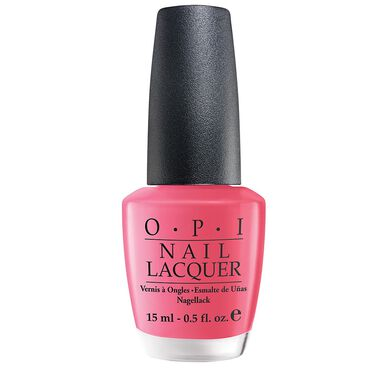 OPI Nail Lacquer - Strawberry Margarita 15ml