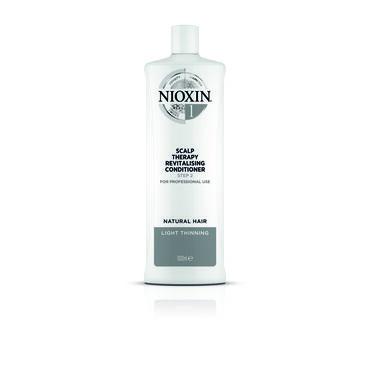 Wella Professionals Nioxin System 1 Scalp Therapy Revitalising Conditioner 1000ml