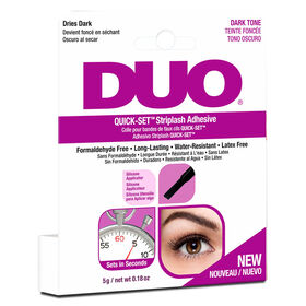 Ardell Duo Quick-Set Striplash Adhesive 5ml, Dark