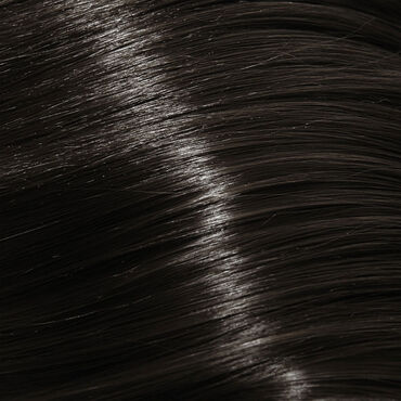 American Pride Micro Ring Human Hair Extension 18 Inch - 1 Blackest Black