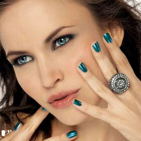 ASP Signature gel polish (inc manicure)