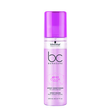 Schwarzkopf Professional Bonacure pH 4.5 Color Freeze Spray Conditioner 200ml