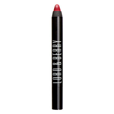 Lord & Berry 20100 Shiny Lipstick Crayon - Scarlett