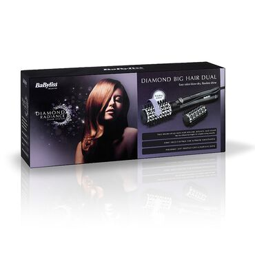 BaByliss PRO Diamond Big Hair Dual Air Styler
