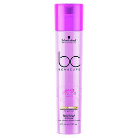 Schwarzkopf Professional Bonacure pH 4.5 Color Freeze Gold Shampoo 250ml