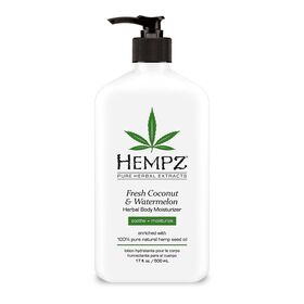 Hempz Fresh Coconut & Watermelon Moisturiser 500ml