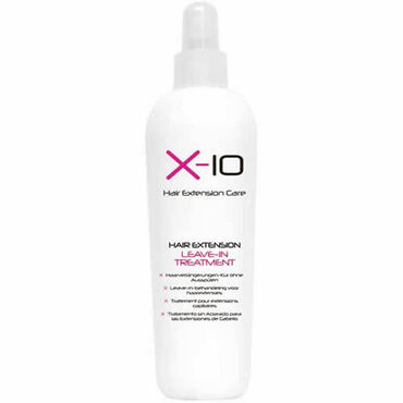X-10 Hair Extension Leave In Treatment 250ml