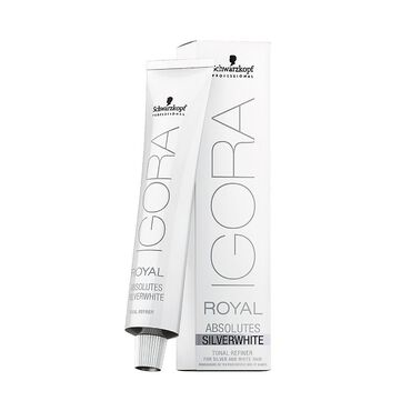 Schwarzkopf Professional Igora Royal Absolutes Silverwhite - Silver 60ml