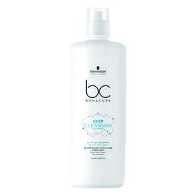Schwarzkopf Professional Bonacure Deep Cleansing Shampoo 1L