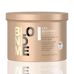 Schwarzkopf Professional BlondMe All Blondes Detox Mask 500ml