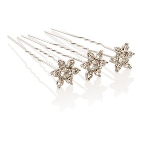 Wildest Dreams Star Crystal Hair Pin Pack of Six