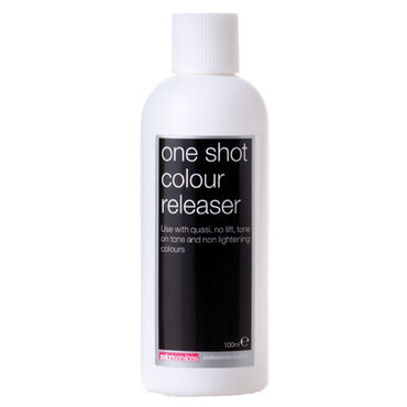 Salon Services One Shot Colour Releaser Developer 100ml