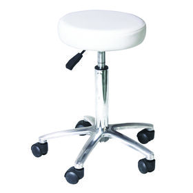 Salon Services Ria Stool White