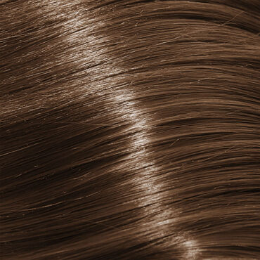 American Pride I-TIP Human Hair Extensions 18 Inch - 6 Sunkissed Brown