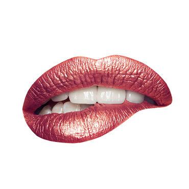 Nails Inc London INC.redible Metallic Liquid Foiling Around Lipstick - Kissing Strangers