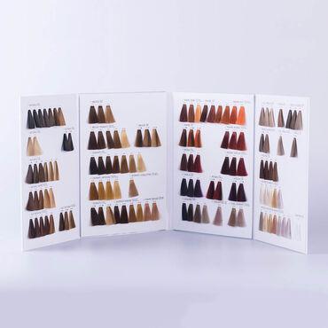 Kemon Compact Colour Chart